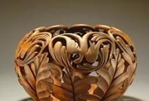 ::Carved:: / by Nancy Hannah