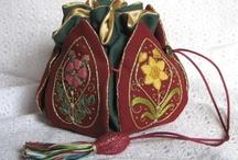 ::Bags:: / by Nancy Hannah
