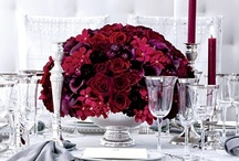Centerpieces & Table Settings  / by Julie Eakright