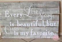 Valentine's Day/Anniversary/Love / by Bridget Fischer