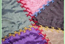 Embroidered Quilts & more / by Kathy Bice