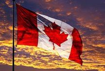 O' Canada! / Canadiana - symbols, people and all things Canadian / by Dorothy Poole
