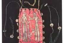 Medieval Inspiration - around 12th century / by Racaire's Embroidery & Needlework