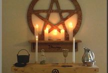 Wicca / by Brenna Grindstaff-Seely