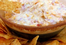 Recipes-Appetizer/Dips / by Emily Messenger