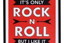 I LOVE ROCK n ROLLL / by Presley Blevins