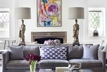 Interior Inspiration / by Colleen Merwick