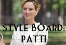 Style Board— Patti / by Playing For Keeps