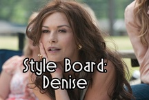Style Board—Denise / by Playing For Keeps