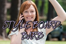 Style Board—Barb / by Playing For Keeps