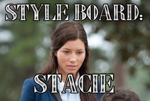 Style Board—Stacie / by Playing For Keeps