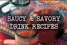 Saucy & Savory Drink Recipes / Drinks with Worcestershire sauce…and mustard!   / by French's