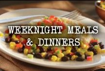 Weeknight Meals & Dinners / Excite your taste buds every night of the week.  / by French's