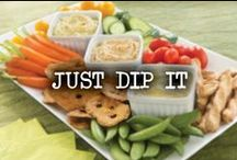 Just Dip It / Zesty, chunky and creamy dips for every occasion.   / by French's