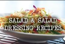 Salad & Salad Dressing Recipes / Fresh, crisp salads and tangy dressings packed with flavor.  / by French's