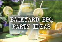 Backyard BBQ Party Ideas / Decorating tips, recipes and games for your summer BBQ.  / by French's