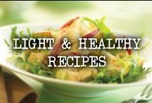 Light & Healthy Recipes / Meals that support your healthy lifestyle. / by French's