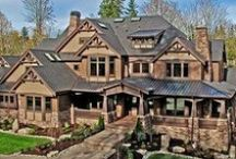Great Homes & Mansions / by Bobby Bailey