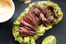 Avocados Savory / From creative dips, sandwich ideas and more… we know the savory flavors that will add the WOW factor to your avocado dish. / by Amazing Avocado
