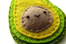 Avocado Art / Avocados can be enjoyed beyond your plate…from art to crafts to home goods, let avocados add some tasteful serenity to your life. / by Amazing Avocado