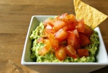 Guide to Guacamole / Guacamole isn't just for Super Bowl Sunday or Cinco de Mayo. It's a century-old dish to be enjoyed EVERY day as a chunky appetizer, spicy spread, or creamy dip. If you want to see how truly versatile avocados are look no further! Here's your Guide to Guacamole. / by Amazing Avocado
