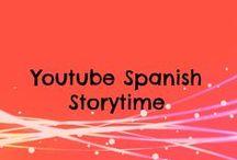 Youtube Spanish Storytime / Videos on Spanish stories / by ESC Region 17 Bilingual/ESL