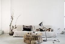 interior design / by Hannah Loumeau Leonard