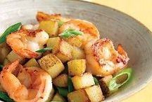 clean eating - seafood / by Robyn Spurr   Weight Loss Coach