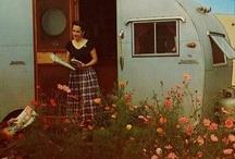 vintage trailer ideas / by Tami Rylaarsdam