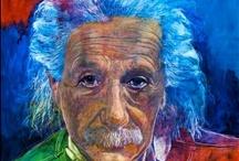 Einstein / by Eliece Hammond
