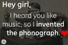 I love Music <3 / by Eliece Hammond