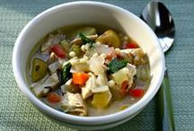 clean eating - soup & stew  / by Robyn Spurr   Weight Loss Coach