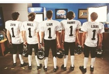 ♥ One Direction ♥ / by Stephenie Hutchison
