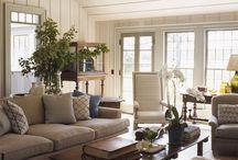 living room / by Jessica Hendricks