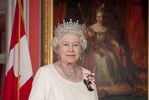 Royalty-The British Monarchy / Queen Elizabeth II and The British Monarchy / by Rod Griffin