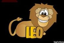 """Leo"" The Lion / by Kathy Steenbuck"