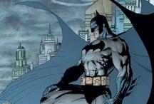 Comics: DC / by Carly Stitt