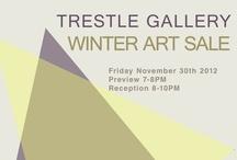 Winter Sale 2012 / by Brooklyn Art