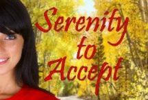 """Serenity to Accept"" by Elizabeth Maddrey / by Chalfont House"