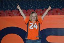 Denver Broncos / by Tonya Metcalf-Williams