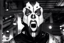 WWE / by Brett Gibbons