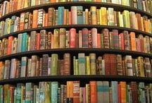 Books / by Quene del Moral