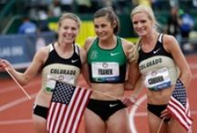 Track and Field / Stay up to date with your Buffs Track and Field team!  / by Colorado Buffaloes