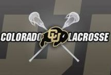 Lacrosse  / Join in on the fun and the latest news about CU's first women's Lacrosse team!  / by Colorado Buffaloes