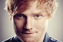 Ed Sheeran / Inspiration. He makes me want to be better, live better.  / by Tamara