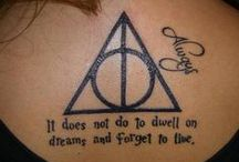 I Want These Tattoos / by Your Mum