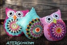 Crochet, Knitting & Tatting / by Kimberly Echols