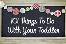 Activities for the Kiddos / by Kristen W
