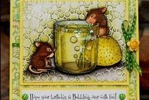 Card Ideas / by Denine Diece