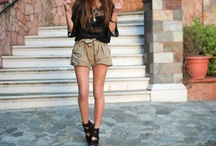 Fashion Inspiration ♡  / Let the world be your runway. Get inspired.  / by Blanca Denisse